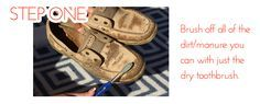 How to Rescue Your Sperrys – Sure Champ