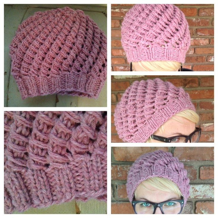 Nautilus Beret Knitting Pattern : 17 Best images about knitting on Pinterest Fair isles, Free pattern and Qui...