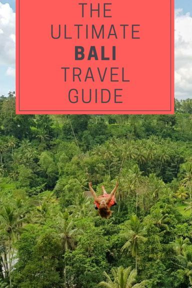 The magical island of Bali has so much to offer, from rice fields, to volcanoes, to waterfalls, to beautiful beaches. The ultimate Bali travel guide for first timers to help you choose where to stay and eat, along with the top activities not to miss in Bali, including which area to stay and the best hotels in Bali with private pools.
