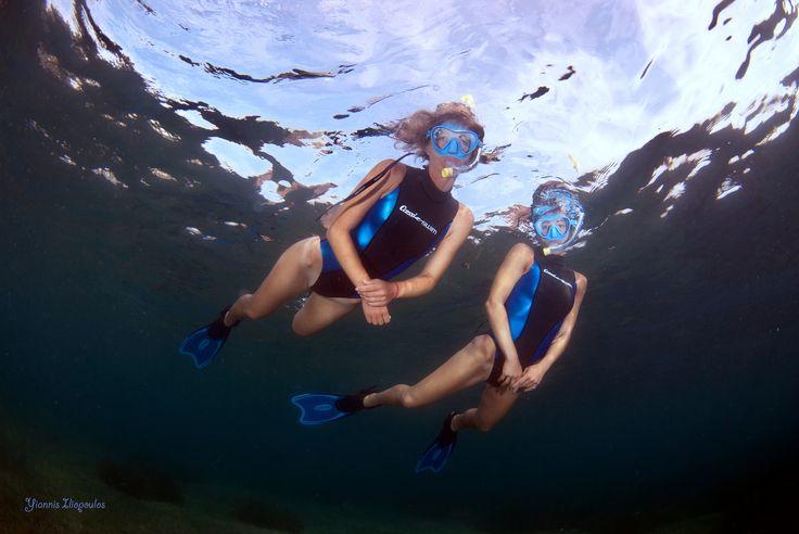 Athos Scuba Diving Center -- http://www.athos-scuba.gr/   ~♡LydiaIlio♡~