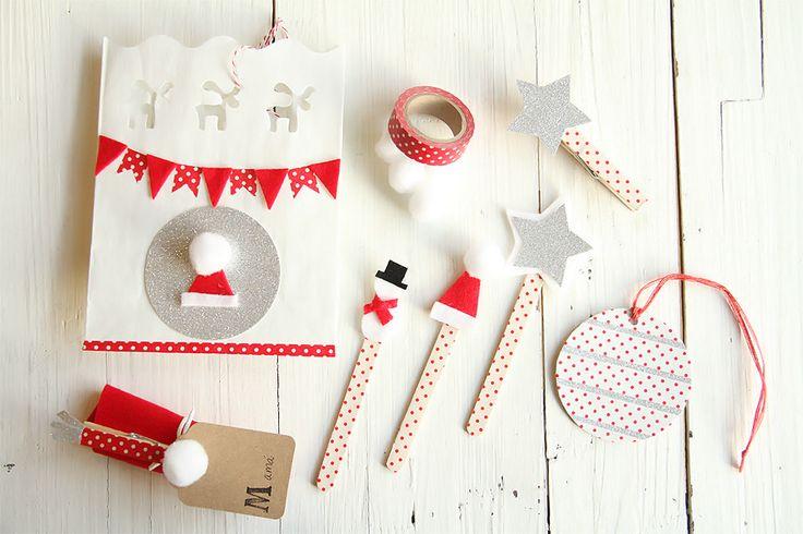 Manualidades de navidad para hacer con ni os https www for Manualidades para diciembre
