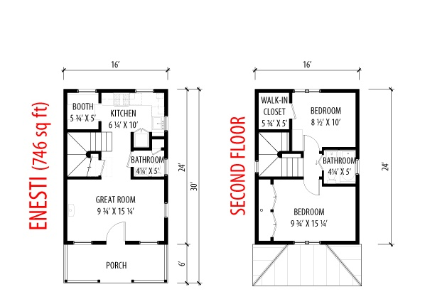 41 best Small House Plans images on Pinterest Small houses