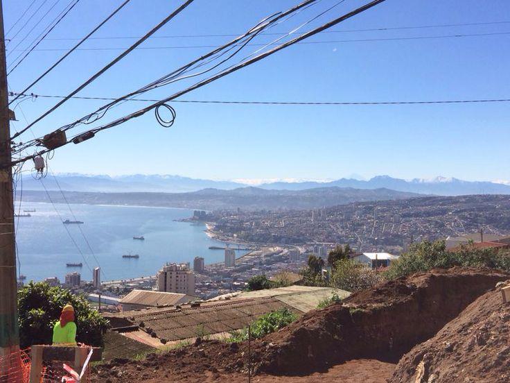 Cerro alegre Valparaíso Chile