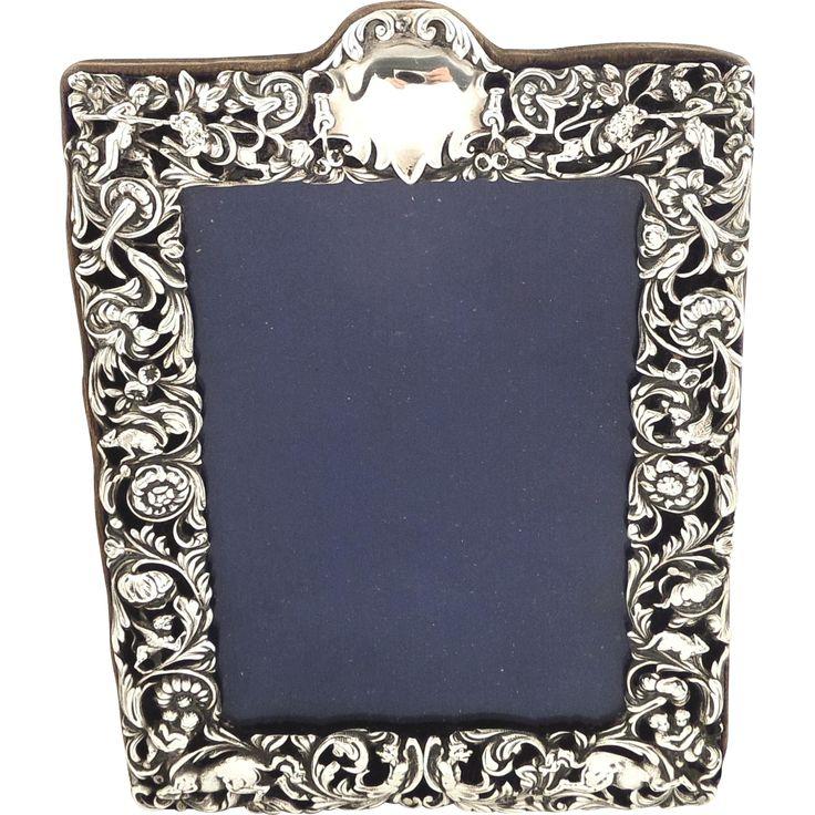 8 best Silver frames images on Pinterest | Silver frames, Silver ...