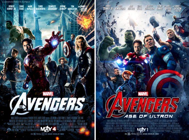 Marvel Movie Posters: The 25+ Best Avengers Poster Ideas On Pinterest