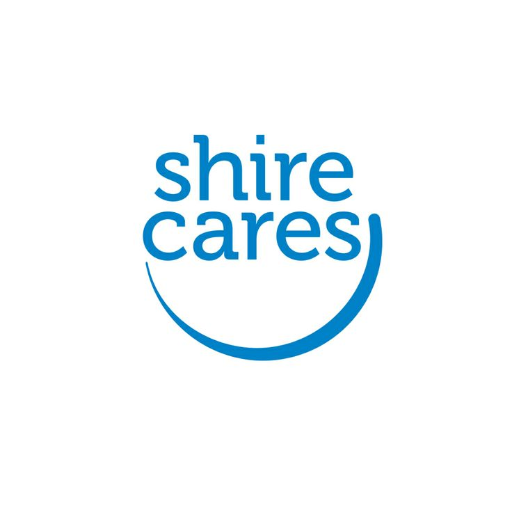 Logo I created for Shire Pharmaceutical assistance program.