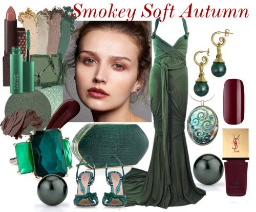 Smokey Soft Autumn