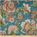 Covington Egremont Linen Azure - Discount Designer Fabric -  Fabric.com