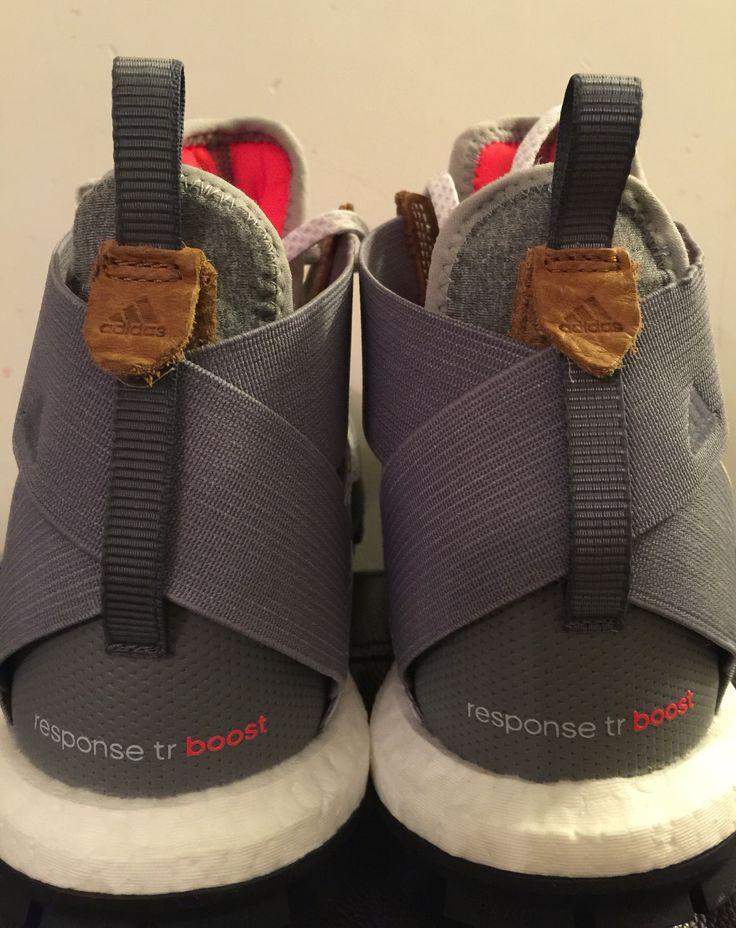 02c76059088b6 Adidas - response tr boost boot m. ChaussureBaskets En ToileChaussures  Chaussures De ...