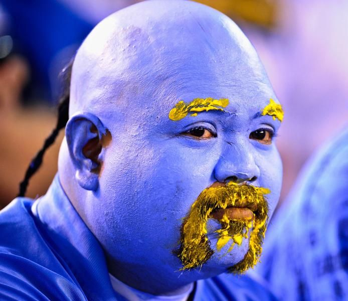 San Diego Chargers Fan Club: 113 Best Images About Crazy Football Fans On Pinterest