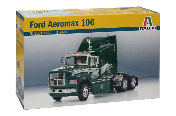 Italeri 3891 Ford Aeromax 106