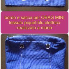 Bordo e sacca obag mini pronta consegna in 53048 Sinalunga su € 25,00 - Shpock