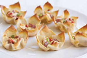 Won Ton Appetizer Bites Recipe - Kraft Canada