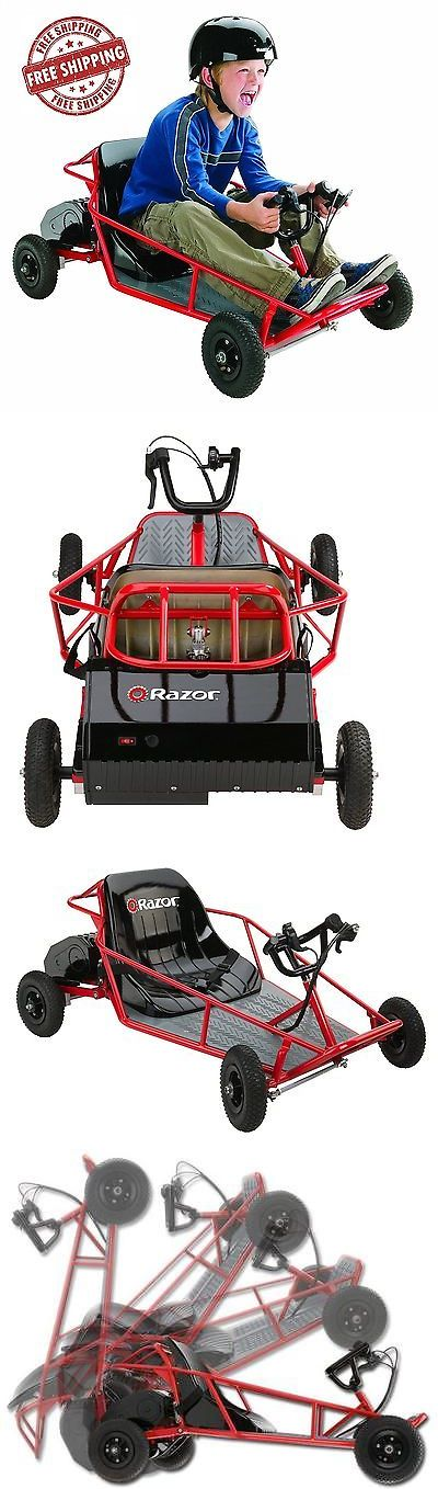 Complete Go-Karts and Frames 64656: Dune Go Cart Buggy Electric Off Road Kids Toys Ride On Car Kart Gift Outdoor -> BUY IT NOW ONLY: $489.9 on eBay!