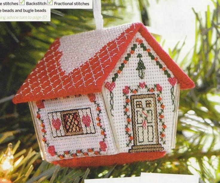 Christmas house 1/3