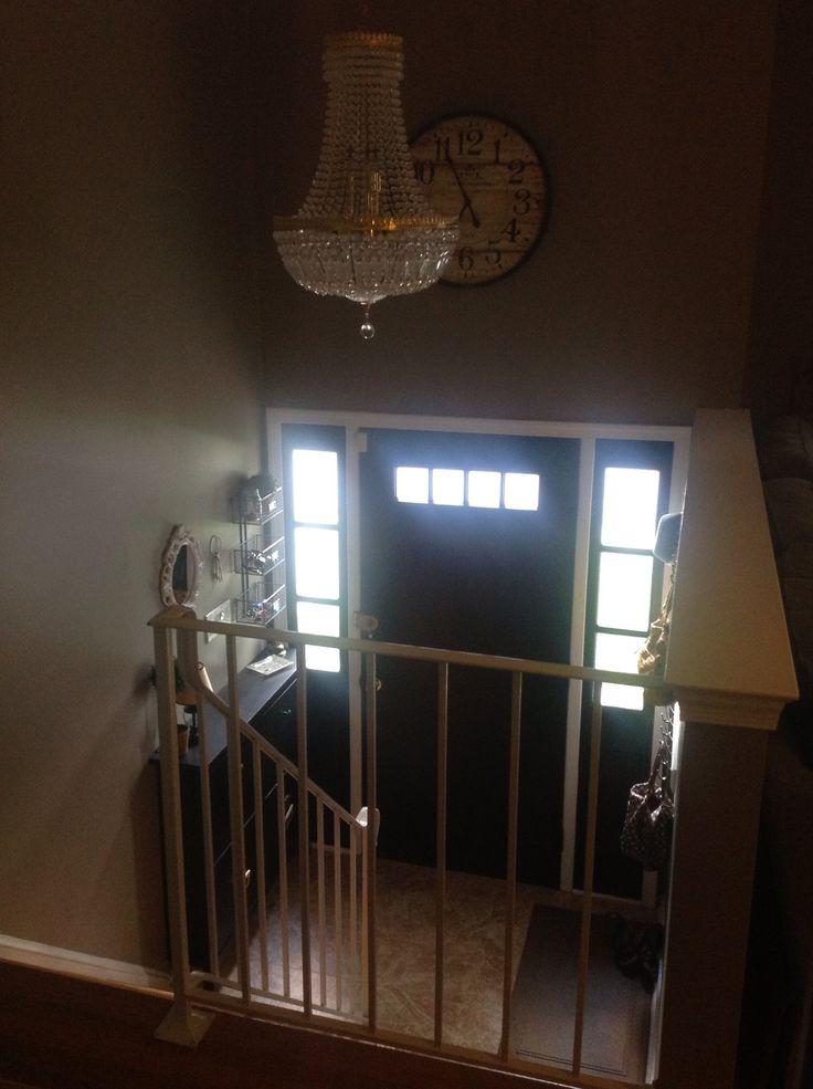 Split Entry Foyer Lighting : Best split foyer entry ideas on pinterest