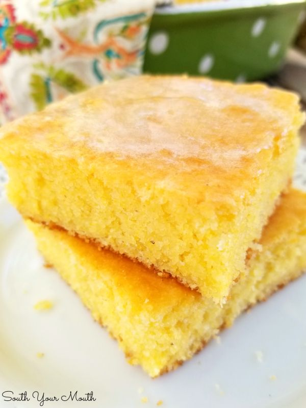 Spiffy Jiffy Cornbread A Spiffed Up Semi Homemade Recipe Using Jiffy Cornbread Mix Sour Cream And Real Me Sweet Cornbread Jiffy Cornbread Corn Bread Recipe