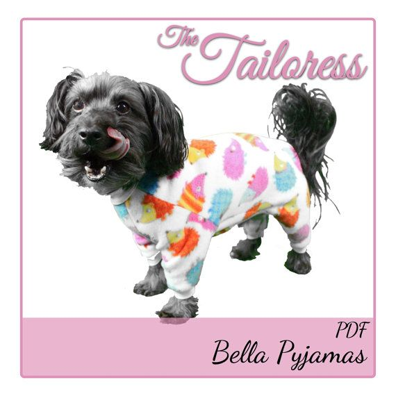 53 besten Dog Pajama Patterns Bilder auf Pinterest | Hunde ...