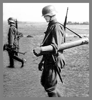 Hungarian machine gunners