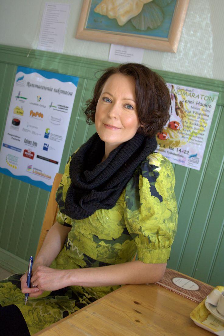 Jenni Haukio (Finland)