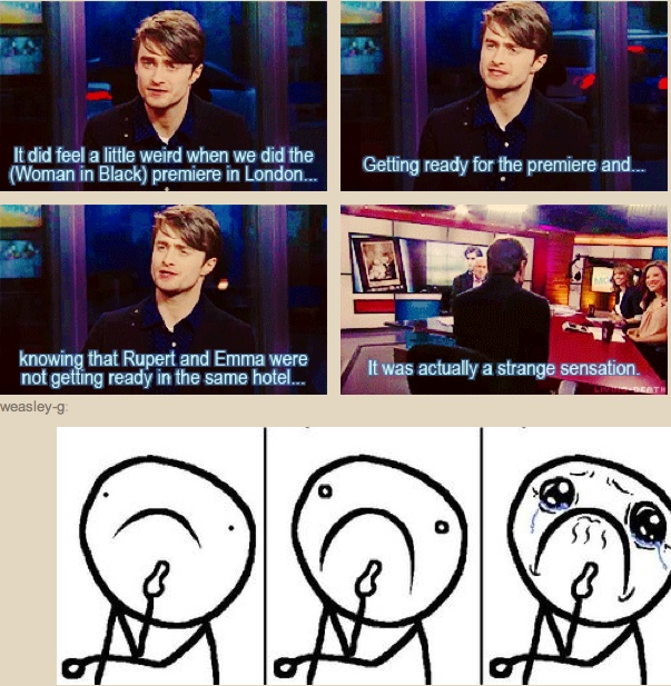:( that was totally my reaction