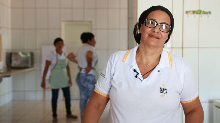 Maria Cunha - Baker