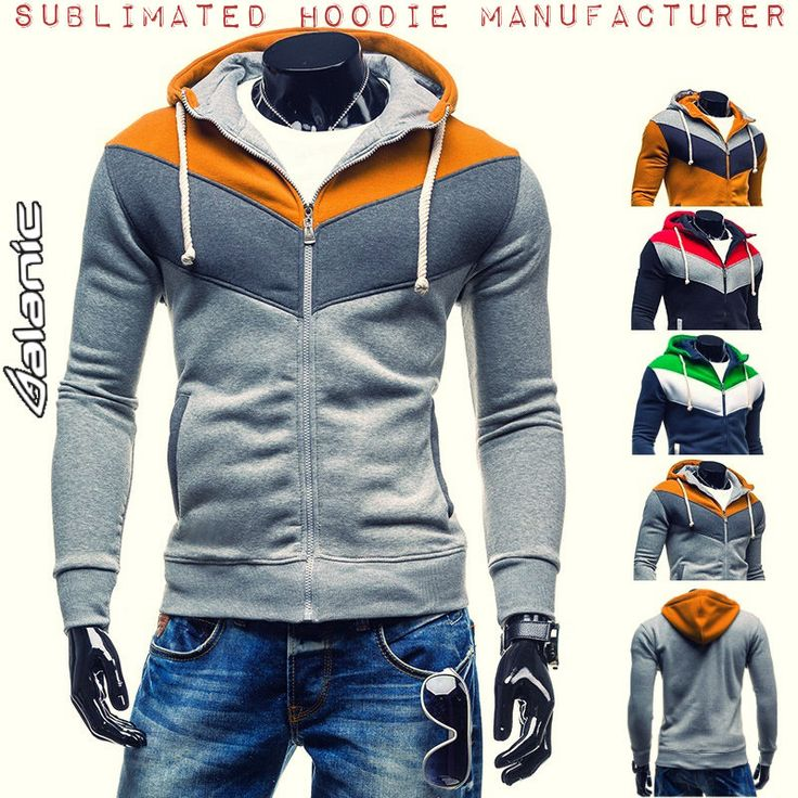 Sublimated #Hoodie #Manufacturers Brings Out The #Sport Lover In You!