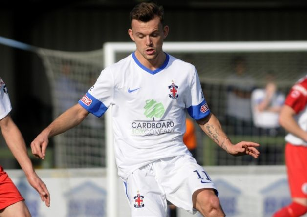 The Coasters slipped to a first defeat in five matches as Nantwich Town denied them the chance to close the gap on league-leaders Skelmersda...
