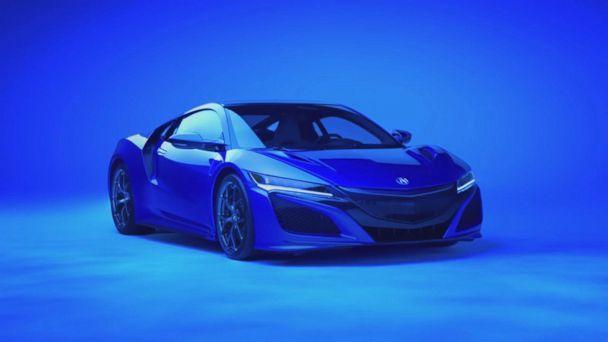 Super Bowl Ad: Acura's Supercar Set to Van Halen Video - ABC News
