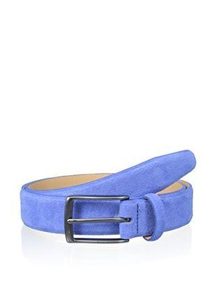 42% OFF The British Belt Company Men's Carberry Belt (Blue)