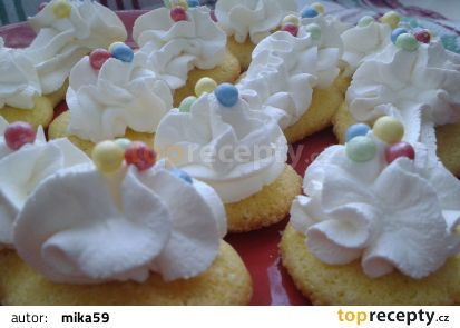 jogurtový krém na dorty