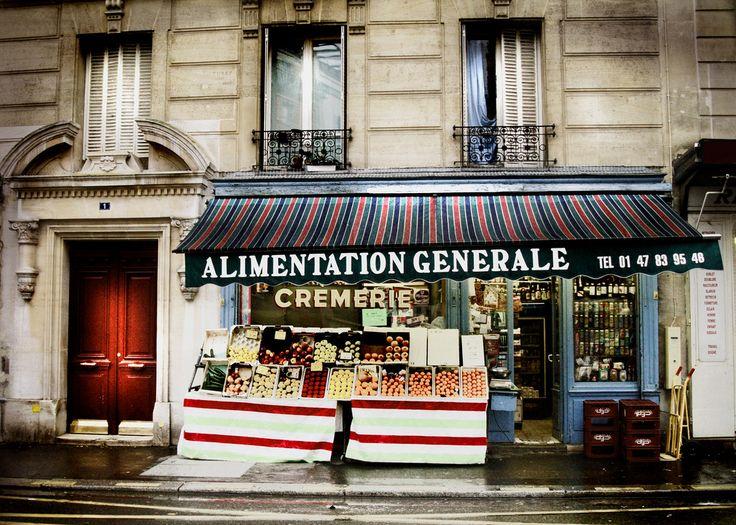 https://flic.kr/p/bmq5T6 | Paris, December 2011 | Alimentation Generale.