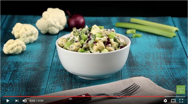 Een heerlijk frisse en koolhydraatarme salade zonder sla. Weer eens wat anders! Toegestaan vanaf fase 2. Benodigdheden voor 3 porties bloemkoolsalade Voor de salade: 1 bloemkool Zout en peper 3 el olijfolie 3 hardgekookte eieren 150 gram bleekselderij, in blokjes 1 rode ui, in blokjes Voor de dressing: 200 gram yoghurt of kwark 1 el mosterd 1 el honing of een snufje zoetstof 2 el dille, fijngehakt 1 teentje knoflook, fijngemaakt 3 el olijfolie Sap van een halve citroen Dit recept is ook…