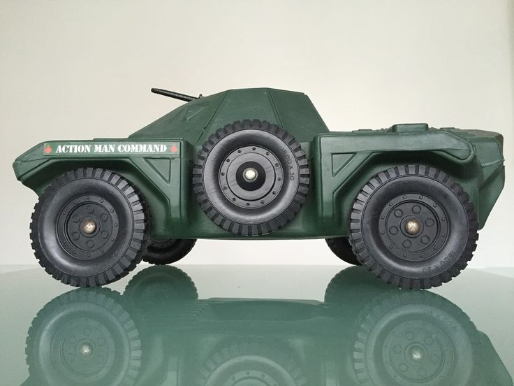 The Unofficial Action Man HQ Forum - Armoured Car
