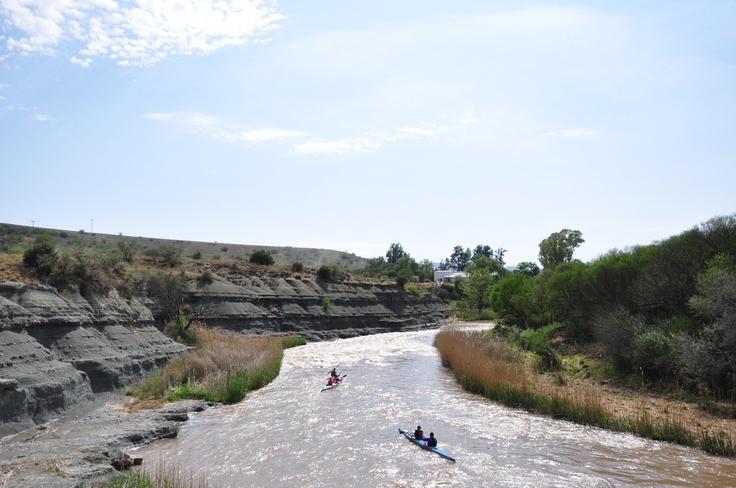 Fish River Canoe Marathon, 2012