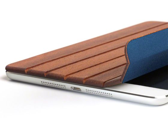 Wooden Miniot cover for the iPad Mini