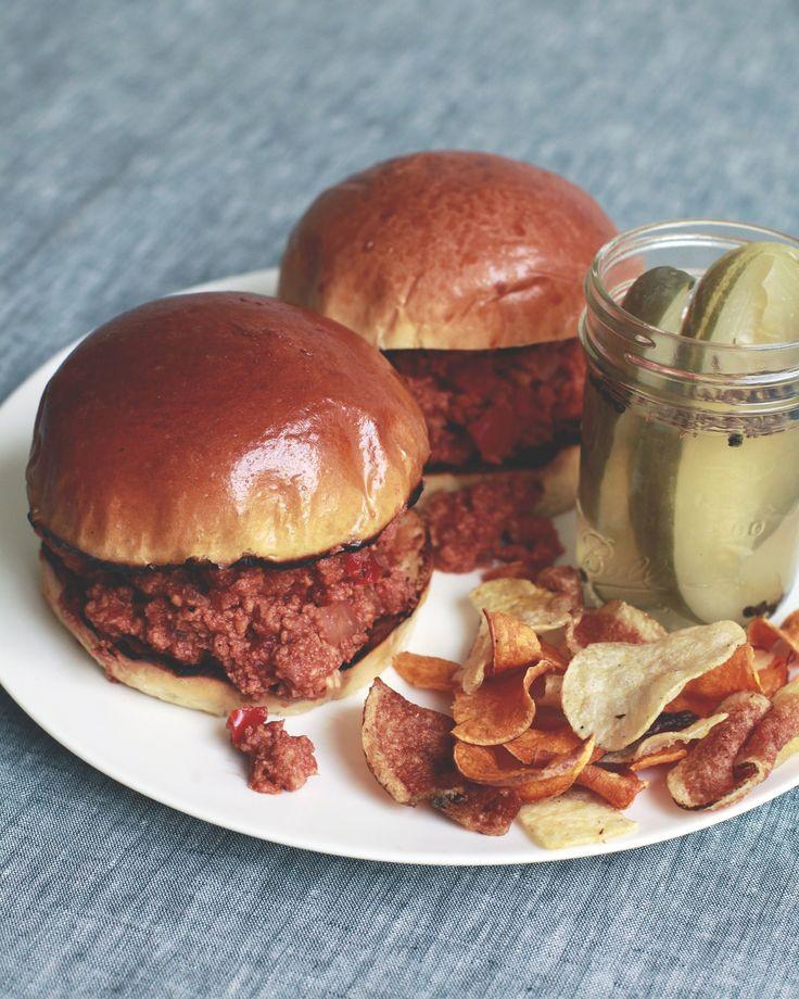 Recipe: Slow-Cooker Turkey Sloppy Joes — The Summer Slow Cooker