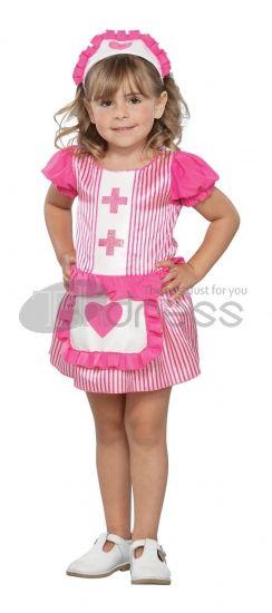 Halloween Costumes pink sweetheart nurse Clothing