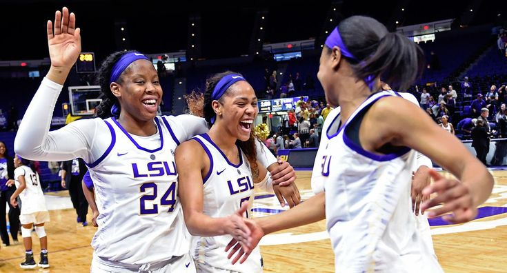 LSU back in AP poll for first time in 4 years