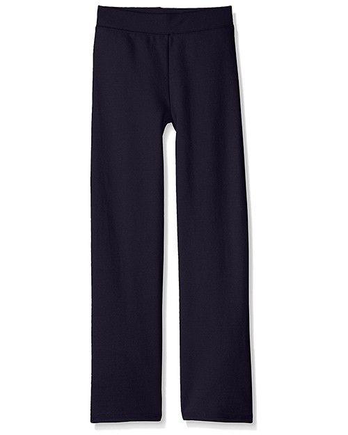 8948d11ee038 Hanes OK282 ComfortSoft EcoSmart Girls Open Leg Sweatpants in 2019 ...