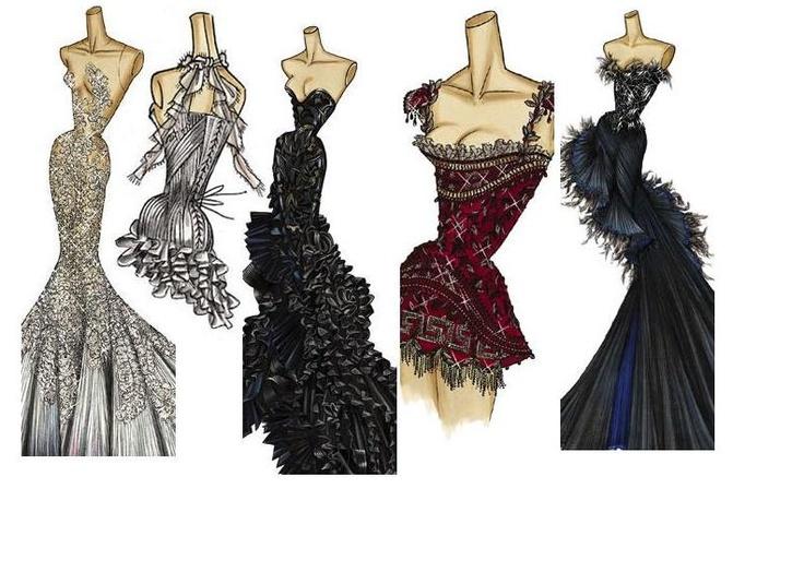 2003 Atelier Versace corset   Versace   Pinterest ...