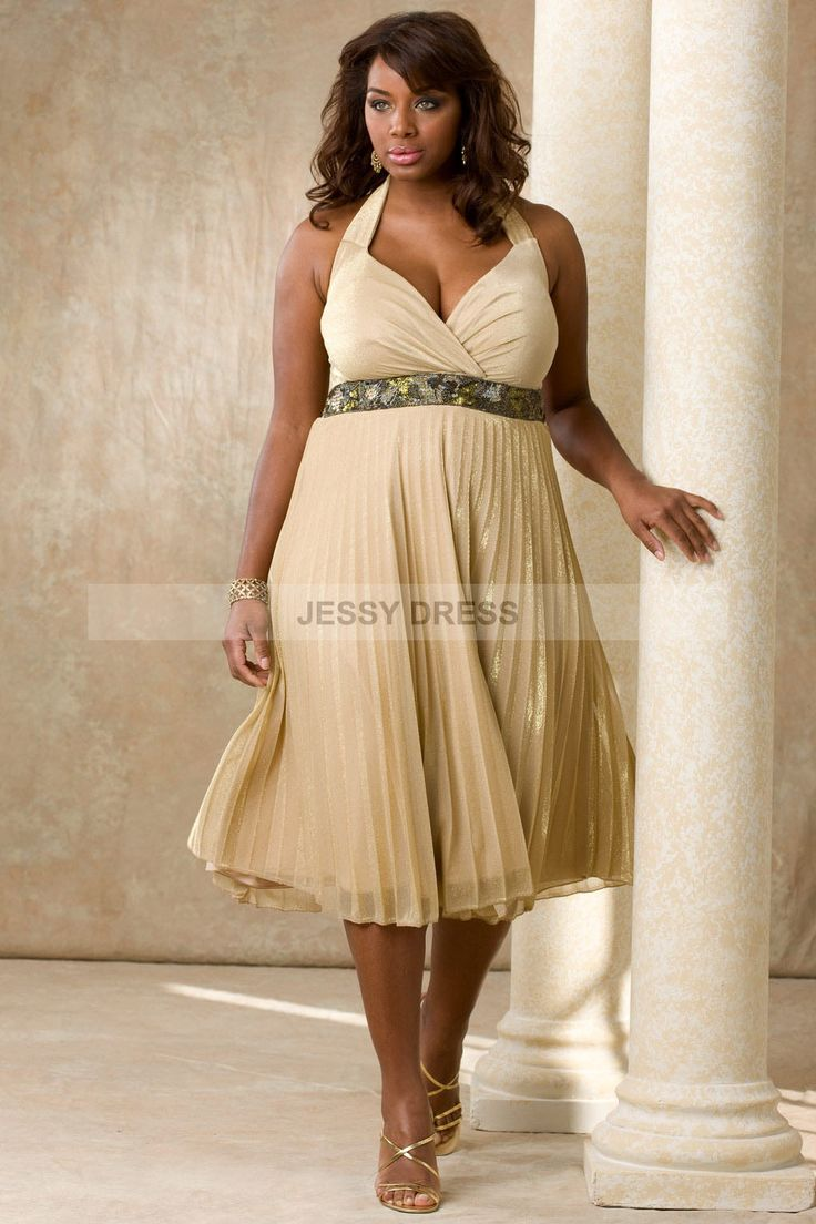 Debut pale green corsage empire line evening dress