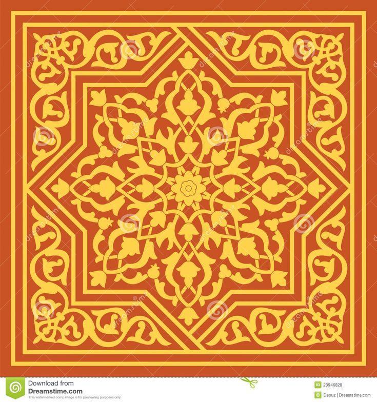 Ornament Bagdadi Royalty Free Stock Photos - Image: 23946828