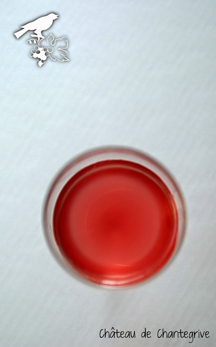 Le rosé de Chantegrive fait son coming out !  Rosé Wine in tanks at Chantegrive. Still wine - not filtrated  pink