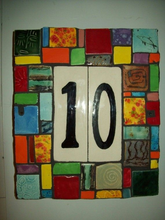 57 best House Numbers images on Pinterest House numbers Address