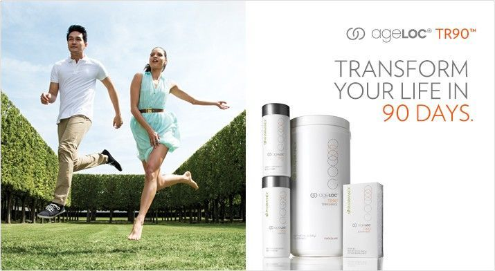 AgeLOC TR90 weight loss management is a scientific breakthrough in weight loss. Your FAT burning metabolism will lose just the fat while keeping your lean muscle mass.  AgeLOC our gene expression science will unify mind and body for a leaner younger you. Subjects lose  inches of fat through out this program.  Contact me for help. https://www.nuskin.com/en_US/products/pharmanex/tr90.html