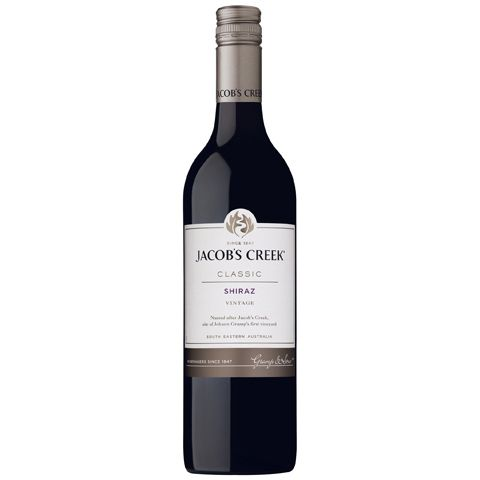Shiraz– Jacob's Creek 750 ml | Shop Australia