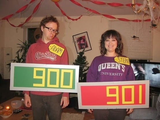 The Price Is Right DIY Costume