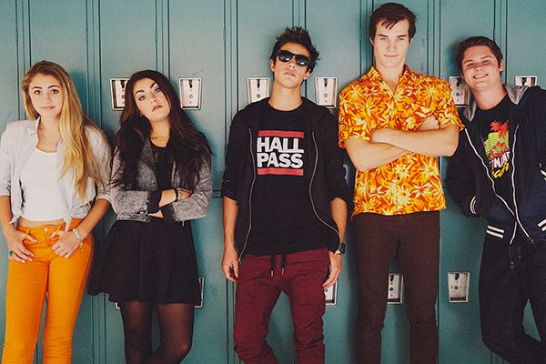 Exclusive! Watch Cameron Dallas, Marcus Johns, and the Rest of the 'Expelled' Cast Show Off Their Must-See Hidden Talents!