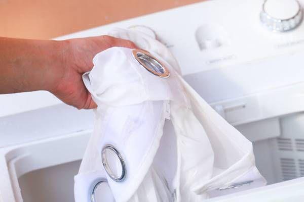 5 szabály, amit függöny mosásánál be kellene tartanunk!